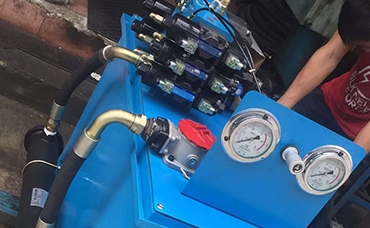 液压站制作