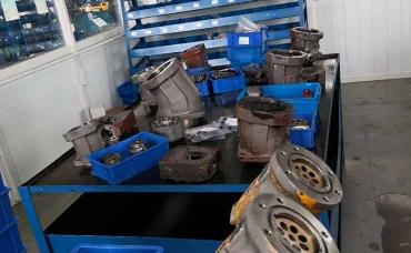 液压泵马达